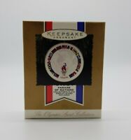 """Hallmark Keepsake Ornament """"Parade of Nations"""" The Olympic Spirit Collection NOS"""