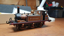 "ETS  O gauge 3-Rail LBSCR Terrier  ""Stepney""- Stroudley Ochre tinplate new"