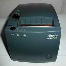 GOOD! Tested TRANSACT ITHACA iTHERM 280 MOD 280U POS THERMAL RECEIPT PRINTER USB