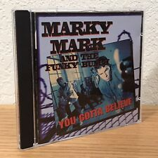 You Gotta Believe by Marky Mark & the Funky Bunch (CD, 1992) Catalog# 7 92203-2