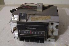 72 1972 Lincoln Continental radio Good working & warranty Very nice.