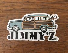 Jimmy'z Sticker