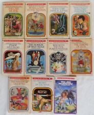 VINTAGE Choose Your Own Adventure USED BOOK LOT - 11 BOOKS