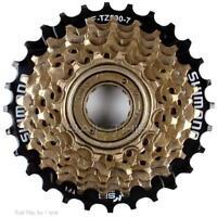Shimano Tourney TZ500 7-Speed 14-28t Freewheel for Road/MTB Bike 14-28