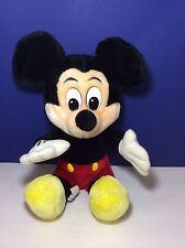 Mickey Mouse Plush Vintage Disneyland Walt Disney World MINT CONDITON