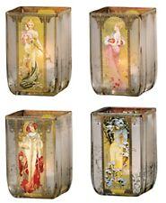 Goebel Herbst 1900 Windlicht Artis Orbis