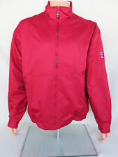 "St. Louls Cardinals Men's Jacket ""NEW"" Red Lined w/ SL Logo on Left Sleeve."