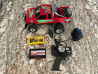 TYCO 9.6V TURBO BANDIT 49 MHZ Original Controller And Charger