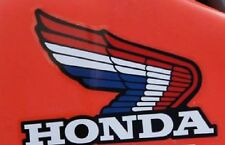 Honda wings decal stickers ATC 70 90 110 125 CR 60 80 CRF XR 70 80 100 150 200