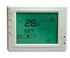 SAS908WHB-3-RF Digital Wireless Electric/Water Room Anti-freezing Thermostat