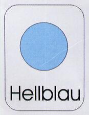 CD/DVD Puntos de Soporte, punto de pegado CD Foam CLIPS 150 azul claro