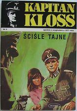 Kapitan Kloss, Scisle tajne, Nr 5