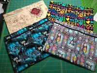 """PROJECT BAG,10x13"""" Zippered Bag, Pouch, Storage Bag, PRE-ORDER"""