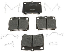 Disc Brake Pad Set-R-Line Ceramic Rear fits 97-04 Mitsubishi Montero Sport