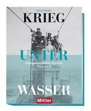 Krieg unter Wasser von Tomas Termote (2015, Gebundene Ausgabe)
