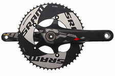 Sram Red Aero TT Triathlon Crank Set 55/42T 175mm 130BCD 10 Speed Road Bike