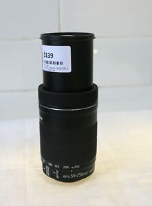 Canon EF-S 55-250mm IS STM f4-5.6