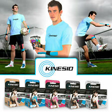 Kinesio Tape Rolls - Colours in - Blue, Beige, Pink, Black, White - Kinesiology