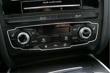 Audi A4 A5 S4 RS4 S5 RS5 Alu Zierrahmen Klimaautomatik Quattro S-line 8K B8 8T