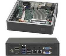 ** NEW**Supermicro SYS-E200-9AP Intel® Atom processor E3940 Mini-ITX Server