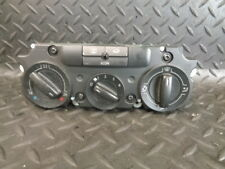 2004 VW GOLF MK4 2.0 S SDI 5DR HEATER CONTROL PANEL UNIT