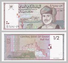 Oman 1/2 Rial 1995 p33 unz.