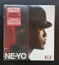 R.E.D. [Deluxe Edition] [Digipak] by Ne-Yo (CD, 2012, Motown) NEW