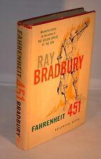 Ray Bradbury - Fahrenheit 451 - SIGNED  & Inscribed - First Edition 1953