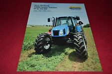 New Holland T5040 T5050 T5060 T5070 Tractor Dealers Brochure DCPA8