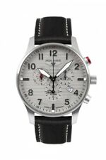 Junkers Iron Annie D-Aqui 5684-4 Herren Herrenuhr Chronograph