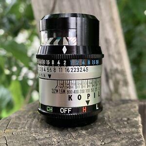 KOPIL Shoe-mounted Lightmeter, Ideal for Leica, Canon 35mm 120 Film SLR Cameras