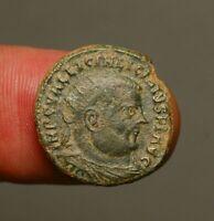 Z-664   Licinius I. AD 308-324. Æ Follis  Nicomedia mint   Struck AD 321-324.