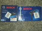"""bosch cordless 18v 3/4"""" SDS-plus rotary hammer drill with battery and charger photo"""