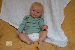 Reborn Doll Maddie By Bonnie Brown
