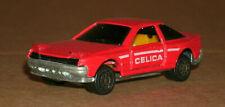 1/64 Scale 1980's Toyota Celica 2.0 GT Diecast Car w/ Moveable Parts - Majorette