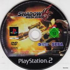 Shadow The Hedgehog Sonic  (PS2) Einzelne CD, minimale Gebrauchsspuren