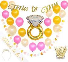 Bachelorette Party Decorations Complete Kit, Bridal Shower Decorations