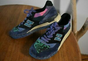 NEW BALANCE M998AWG Festival Pack Men's Size 12 Athletic Shoes Made in U.S.A.