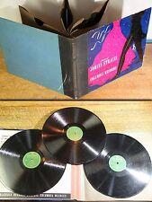 """78 ALBUM 1940s 3/3 12"""" Records Kostelanetz: Strauss Waltzes COLUMBIA M 481 E-"""