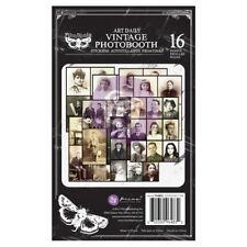 Prima finnabair Art diario Vintage Photobooth Pegatinas 964832