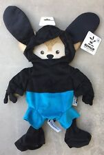 Disney Parks Duffy The Bear OSWALD The Lucky Rabbit Outfit Only Clothes - New