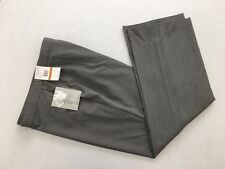 """Sag Harbor Slimming Solution """"Menswear"""" Pants Stretch Women's Size 16W NWT"""