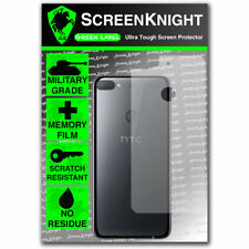 Screenknight HTC Desire 12-Protector de Espalda-Militar PLUS ESCUDO