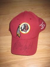 Bruce Smith Owned/Worn Washington Redskins Cap/Hat/Signed/Straight From Bruce!