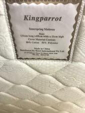 Kingparrot / Boori Innerspring Cot Mattress Excellent Condition Only 1 baby used