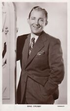 "Film star and actor - BING CROSBY  ""Picturegoer "" Series Ref # 53"