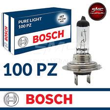 100 LAMPADE BOSCH H7 PURE LIGHT 12V 55W (100 PEZZI) COD. 1987302777