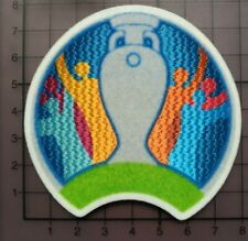 Euro 2020 Patch Badge maillot Jersey foot France Italie Portugal Belgique