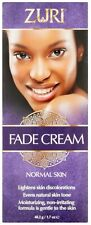 Zuri Fade Cream For Normal Skin 1.7 oz (Pack of 2)