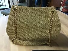 NEW Gold Bag